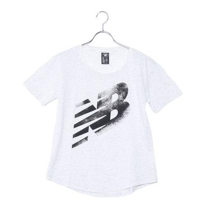 ニューバランス new balance レディース 半袖機能Tシャツ AWT73124 AWT73124