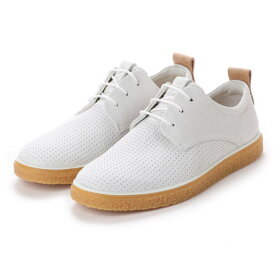 エコー ECCO Womens Crepetray Tie (SHADOW WHITE/POWDER)
