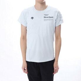 【アウトレット】デサント DESCENTE メンズ 半袖機能Tシャツ MOTION FREE ハーフスリーブシャツ DMMLJA56