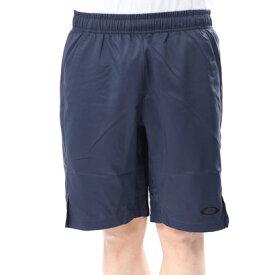 【アウトレット】オークリー OAKLEY メンズ テニス ハーフパンツ Enhance Double Cloth Shorts.QD 8.0 442448JP