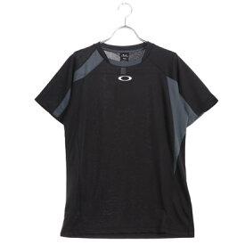 【アウトレット】オークリー OAKLEY メンズ テニス 半袖 Tシャツ ENHANCE SS CREW 8.0.SLANT 434205JP