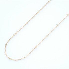 ソーイ sowi 【K10】チェーン 40cm Glitter (ゴールド)