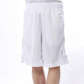 【アウトレット】スポルディング SPALDING バスケットボール ハーフパンツ プラクティスパンツ-WHITE LEAF SMP180110