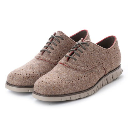 【アウトレット】コール ハーン COLE HAAN ZEROGRAND WING OX (BRN WOOL CBL)