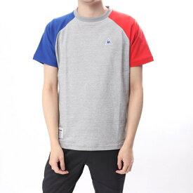 【アウトレット】ルコックスポルティフ LE COQ SPORTIF メンズ 半袖Tシャツ 半袖シャツ QMMLJA09