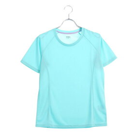 【アウトレット】イグニオ IGNIO レディース 半袖機能Tシャツ ゆったりサイズ IG-9A21568TSY ク
