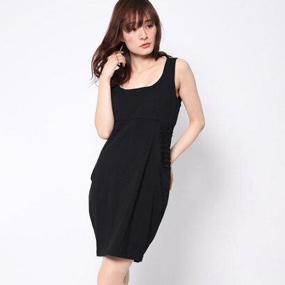 ゲス GUESS DERORA DRESS (JET BLACK)