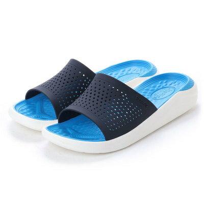 クロックス crocs メンズ クロッグサンダル LiteRide Slide 205183 ミフト mift