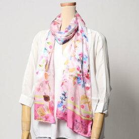 【アウトレット】エコー ニューヨーク echo NEW YORK EN0295Springtime Floral Oblong (First Blush)