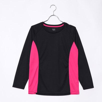 【アウトレット】イグニオ IGNIO レディース 半袖機能Tシャツ ゆったりサイズ IG-9A21578TLY ク