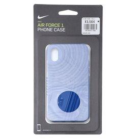 【アウトレット】ナイキ NIKE iPhoneケース エアフォース iPhoneX用 IPHX DG0025-435