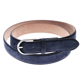 【アウトレット】エコー ECCO Simon Formal Belt (TRUE NAVY)