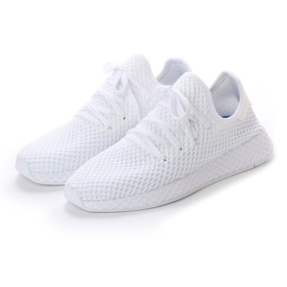 アディダス adidas atmos DEERUPT RUNNER (WHITE)