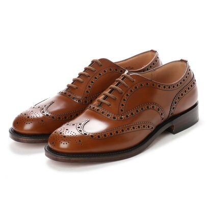 チャーチ churchs BURWOODPOLISHED BINDER (SANDAL WOOD)