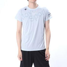 【アウトレット】デサント DESCENTE メンズ 半袖機能Tシャツ BRZ+ ハーフスリーブシャツ DMMLJA64