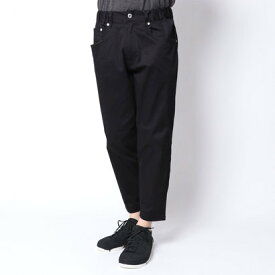 【アウトレット】イーブス サプライ YEVS supply ルーズフィットパンツ (ブラック)