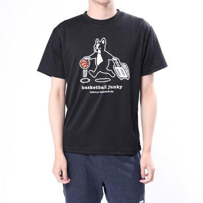バスケットボールジャンキー BASKETBALL JUNKY バスケットボール 半袖Tシャツ トラベリング BSK18001