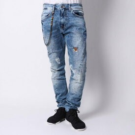 【アウトレット】ゲス GUESS ELMER CURVED DENIM PANT (CALIFORNICATION)