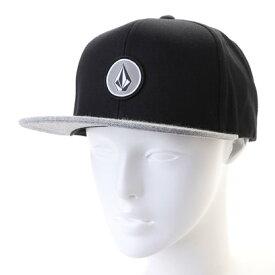 ボルコム VOLCOM メンズ マリン 帽子 Quarter Snap Back Hat D5511561