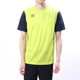 【アウトレット】アンブロ UMBRO メンズ サッカー フットサル 半袖 シャツ URA LOGO S/Sシャツ UMULJA63