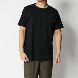 【アウトレット】イーブス サプライ YEVS supply ★刺繍 USA Tee (ブラック)