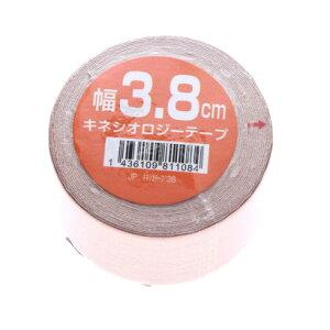 アルペンセレクト Alpen select 伸縮テーピング 38mm×1巻 JP キネシオテープ38
