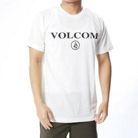 【アウトレット】ボルコム VOLCOM メンズ マリン ウェア Trademark S/S Tee A50218JG
