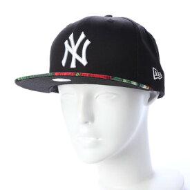 ニューエラ NEW ERA 帽子 キャップ 59FIFTYブラック 11557556