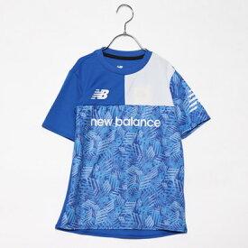 ニューバランス NEW BALANCE ジュニア サッカー/フットサル 半袖シャツ JJTF8920 JJTF8920