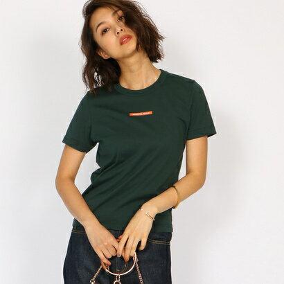 アクアガール aquagirl 【WEB限定】beautiful people ロゴTシャツ (モスグリーン)