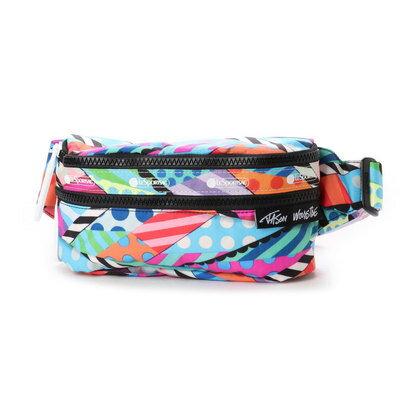 レスポートサック LeSportsac DOUBLE ZIP BELT BAG (JW カラーディメンション)