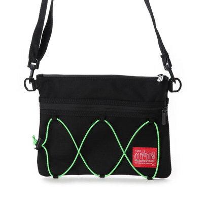 マンハッタンポーテージ Manhattan Portage BUNGEE Shoulder Bag (Black)
