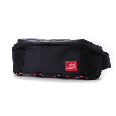 マンハッタンポーテージ Manhattan Portage BUNGEE Fixie Waist Bag (D.Navy)