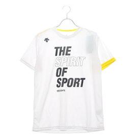 【アウトレット】デサント DESCENTE メンズ 半袖機能Tシャツ サ ンスクリーン ハーフスリーブシャツ DMMMJA51