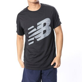 ニューバランス new balance メンズ 陸上/ランニング 半袖Tシャツ AMT83174 AMT83174