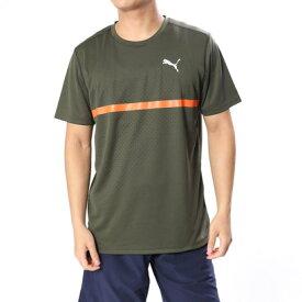 プーマ PUMA メンズ 陸上/ランニング 半袖Tシャツ ラン グラフィック Tシャツ 517512