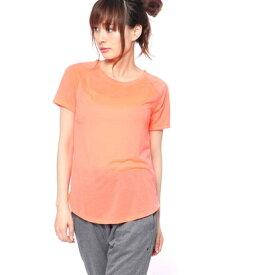 【アウトレット】アンダーアーマー UNDER ARMOUR レディース フィットネス 半袖Tシャツ UA Whisperlight Short Sleeve 1324144