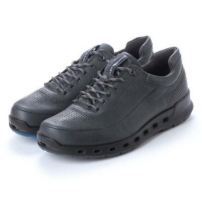 エコー ECCO Mens Cool 2.0 GTX Sneaker (DARK SHADOW/DARK SHADOW)