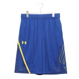 【アウトレット】アンダーアーマー UNDER ARMOUR バスケットボール ハーフパンツ UA Curry 11in Short 1317398