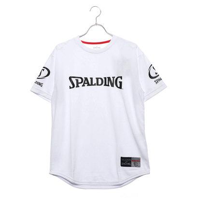 スポルディング SPALDING バスケットボール 半袖Tシャツ Tシャツ-SPALDING LOGO SMT181130