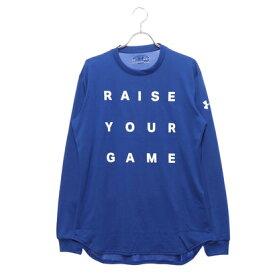 【アウトレット】アンダーアーマー UNDER ARMOUR バスケットボール 長袖Tシャツ UA Tech Raise Your Game LS 1319673