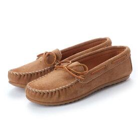 【アウトレット】ミネトンカ Minnetonka CLASSIC Moccasin Shoes (トープ)