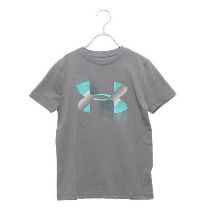 アンダーアーマー UNDER ARMOUR ジュニア 半袖Tシャツ UA Rapid Logo SS T 1305214