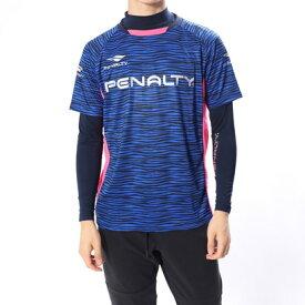 ペナルティ PENALTY サッカー/フットサル レイヤードシャツ プラトップ・インナーセット PU886AP