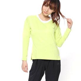 アディダス adidas レディース テニス 長袖Tシャツ TENNIS APP WOMEN CG2572