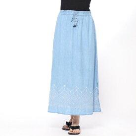 【アウトレット】オーシャンパシフィック OCEAN PACIFIC レディス スカート (BLU)