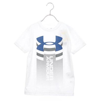アンダーアーマー UNDER ARMOUR ジュニア 半袖Tシャツ UA Veritcal Logo SS T 1310271