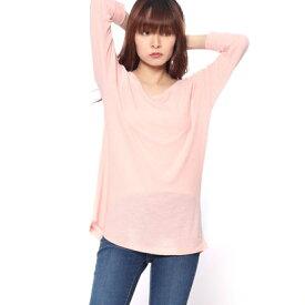 【アウトレット】オーシャンパシフィック OCEAN PACIFIC レディス UVTシャツ (PNK)