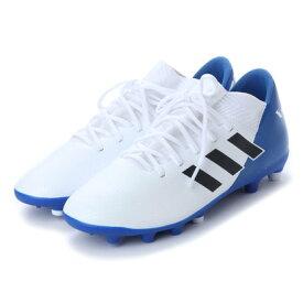 【アウトレット】アディダス adidas ジュニア サッカー スパイクシューズ ネメシスメッシ18.3-ジャパンHG/AGJ DB2387