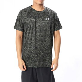 【アウトレット】アンダーアーマー UNDER ARMOUR メンズ 陸上/ランニング 半袖Tシャツ UA SPEED STRIDE PRINRED SS 1320208